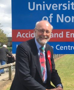 Alex welcomes North Tees A&E announcement – and expresses hope for long-term decision