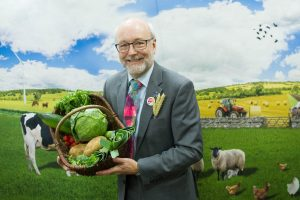 Alex signs pledge to Back British Farming in the North East